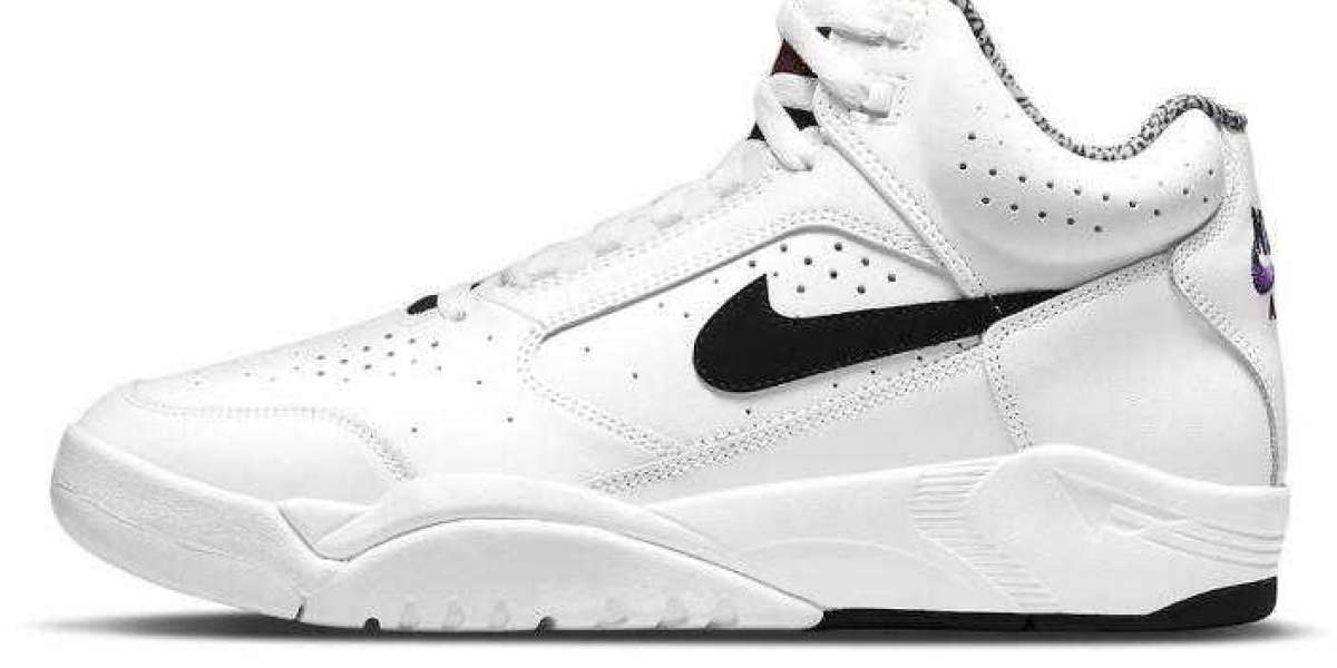 Latest Air Flight Lite Mid Releasing for Nike 30th Anniversary